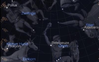 Himmelvorschau vom 31.03.2021